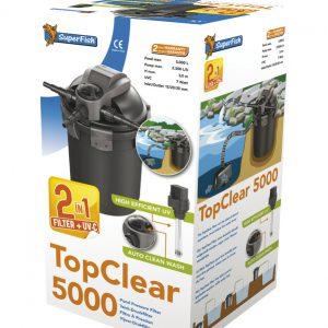 TOPCLEAR 5000 UVC-7 WATT