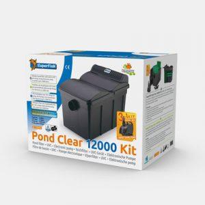 SF PONDCLEAR 12000 KIT UVC-13 WATT POMP 5000 L/H