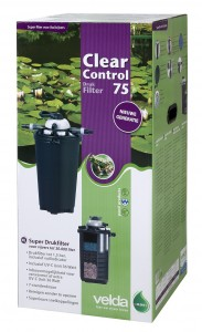 VELDA CLEAR CONTROL 75 + UV-C 36 WATT