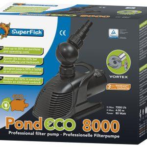 SF POND ECO 8000