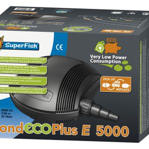 SF Pond Eco Plus E 5000-22 Watt