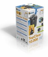 TOPCLEAR KIT 10000 UVC-9 WATT-POMP 3000 L/H