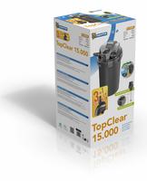 TOPCLEAR KIT 18000 UVC-11 WATT-POMP 5000 L/H