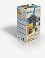 TOPCLEAR KIT 5000 UVC-7 WATT-POMP 2000 L/H