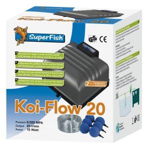 SF KOI FLOW 20 PROF BELUCHTINGSSET