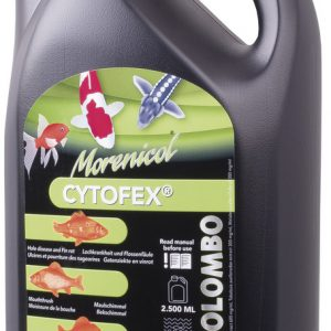COLOMBO MORENICOL CYTOFEX 2500 ML/25000 LITER