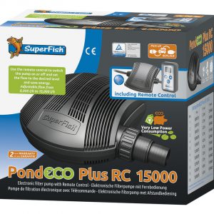 Superfish Pond Eco Plus RC 20.000