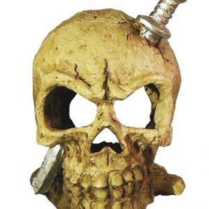 Superfish DecoLED Skull White