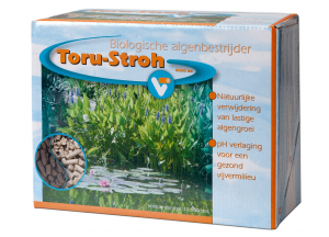 VIJVERTECHNIEK TORU-STROH 4000 ML 10.000 LITER WATER