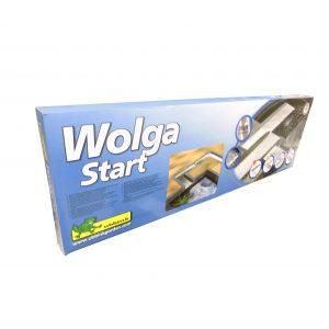 Ubbink Beekloop Wolga start roestvrij staal