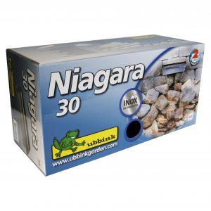 Ubbink waterval Niagara 30 roestvrij staal