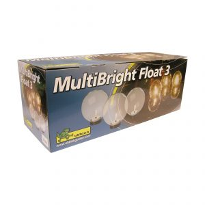 Ubbink Multibright Float drijvende lichtbol LED Set