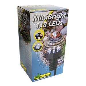 Ubbink MiniBright 1×8, ledlamp met 8 leddioden