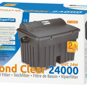 Superfish Vijver Filter Pond Clear Kit 24.000 Pond Eco 12.000