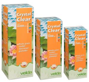 Crystal Clear 250 ML Maakt groen troebel water snel helder