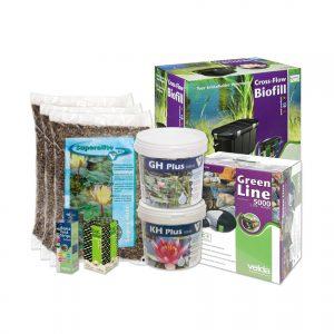 Velda vijverstartpakket voor vijver tot 3000 liter, vissenvijver